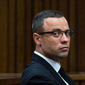 Oscar Pistorius wird in Hausarrest entlassen