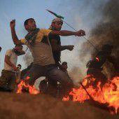 Israel riegelt Siedlungen ab