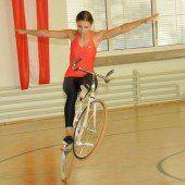 Adriana Mathis feiert doppelten Sieg