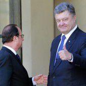 Rund 30 Millionen Ukrainer wählen Regionalvertreter