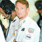 Jenson Button fährt auch 2016 für McLaren