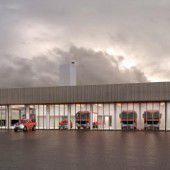 Großinvestition Feuerwehrhaus