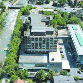 Großinvestitionen in der Stadt Dornbirn