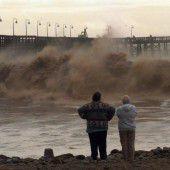 El Niño in Kalifornien in den Startlöchern