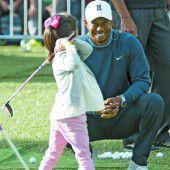 Tiger Woods rechnet mit längerer Pause