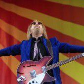 Herzensbrecher Tom Petty wird 65 Jahre alt