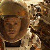 Marsianische Rettungsaktion