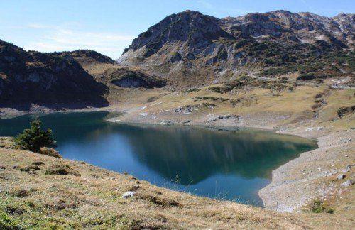 TV-Zuschauer und Jury wählten den Formarinsee zum schönsten Ort in Österreich.