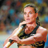 Issinbajewa möchte im IOC mitarbeiten