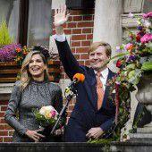 König Willem-Alexander soll Steuern zahlen