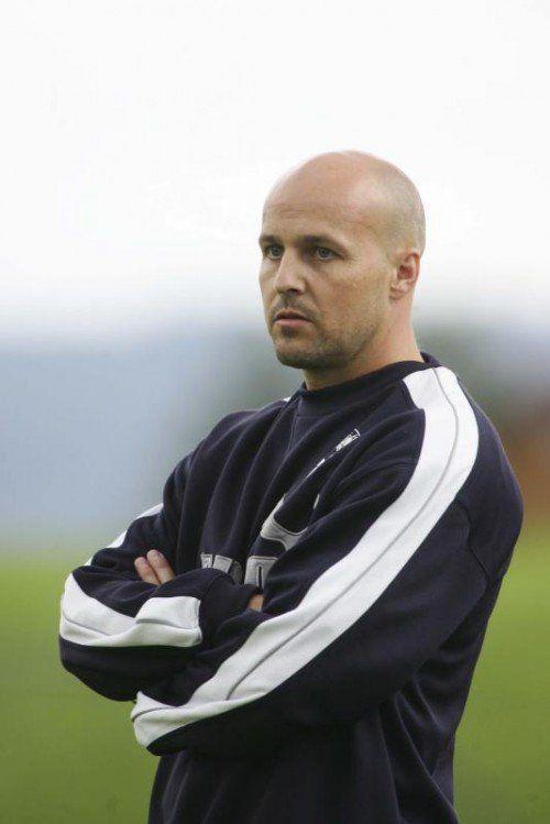 Zurück auf dem Trainerstuhl: Jan-Ove Pedersen.