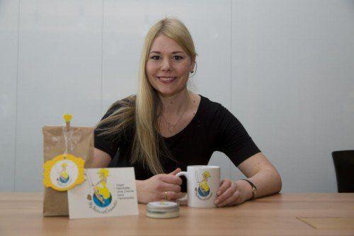 Alena Flatz startet mit 26 Jahren mit Vollgas und Begeisterung in die Selbstständigkeit.