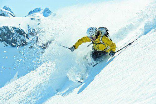 Alle Wintersportler kommen im Montafon auf und abseits der Piste auf ihre Kosten.