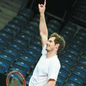 Andy Murray will dem Terror trotzen