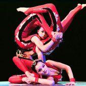 Atemberaubende Akrobatik aus China