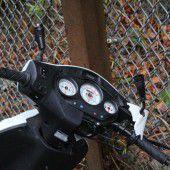 Mopedfahrer stürzt schwer