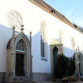Feldkirchs Dom erstrahlt in Weiß