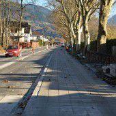 Rohrbachstraße neu asphaltiert