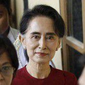 Sieg für Suu-Kyi-Partei