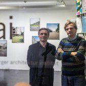 Ein Architekt und ein Bildhauer auf Spurensuche