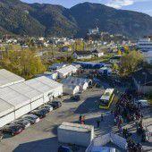 Vorarlberger helfen in Kufstein