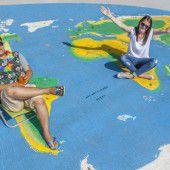 welt weit weg: Info-Markt für WeltenbummlerInnen