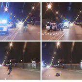 Polizist feuert 16 Mal auf Jugendlichen