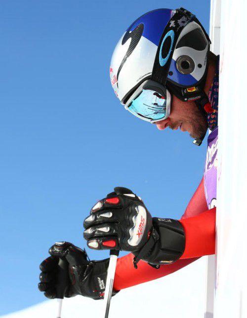 Bestzeit im ersten Saisontraining: Aksel Lund Svindal.