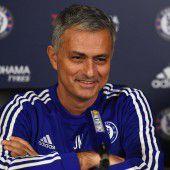 Mourinho spürt Vertrauen von Abramowitsch