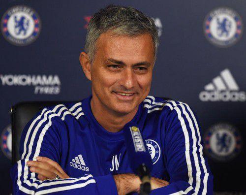 Braucht dringend einen Sieg mit Chelsea: José Mourinho.