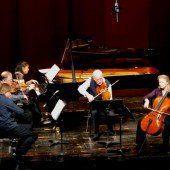 Klassik mit Uraufführung eines Vorarlbergers