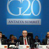 G20-Kriegsrat gegen den Islamisten-Terror