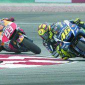 Rossi kämpft um die Krone und seinen Ruf