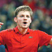 Goffin und Murray mit Startsiegen im Davis Cup