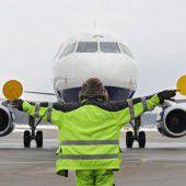 Flughafen hofft auf ein Wunder