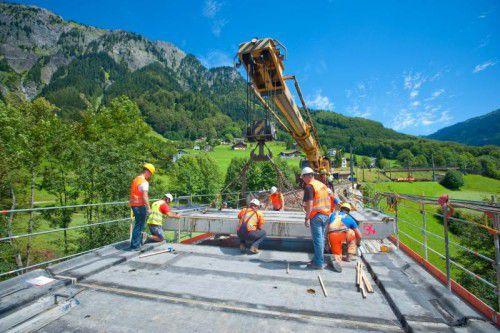 Der ÖBB-Rahmenplan für Vorarlberg ist 230 Millionen Euro schwer. Es sind jedoch kaum neue Projekte dabei.