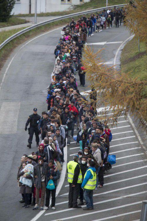 Der VwGH rechnet mit enormem Aufwand für Asyl auf Zeit.