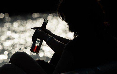 Österreich gehört zur Gruppe der trinkfreudigen Länder. Laut WHO wird aber nirgends so viel getrunken wie in Litauen.  Foto: dpa
