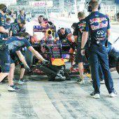 Red Bull hat wohl die Kurve gekratzt