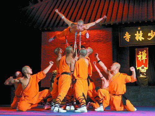 Die erfolgreichste Kung Fu Show der Welt am 14. März 2016 zum VN-Vorteilspreis erleben!