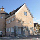 Gemeindeamt in Zwischenwasser ist eröffnet