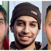 Fieberhafte Suche nach Terroristen