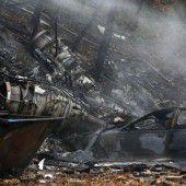 Jet stürzt in Wohnhaus: Neun Tote in Ohio