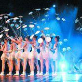 Akrobatik und Kultur aus dem Reich der Mitte