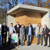 Bludesch: Bankomat und E-Tankstelle installiert