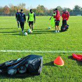 Besuch vom Manager der Bundesliga-Referees