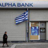Griechische Banken brauchen Milliarden