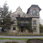 Notsicherung der Villa Häusle ist in Planung