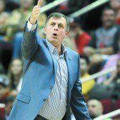 Houston trennt sich von Trainer Kevin McHale