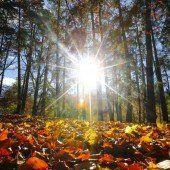 Ulrike sorgt für einen Herbst mit Rekorden